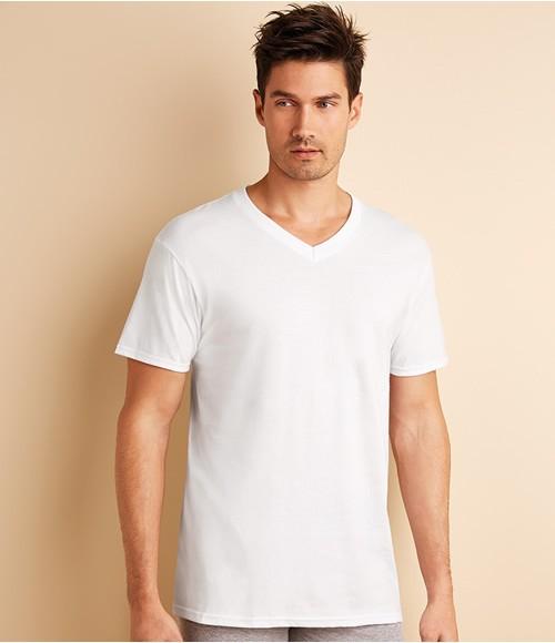 Gildan Underwear V Neck T-Shirt