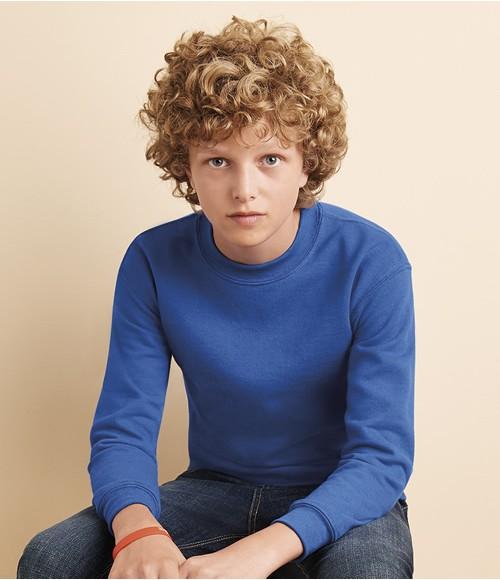 Gildan Kids Heavy Blend  Drop Shoulder Sweatshirt