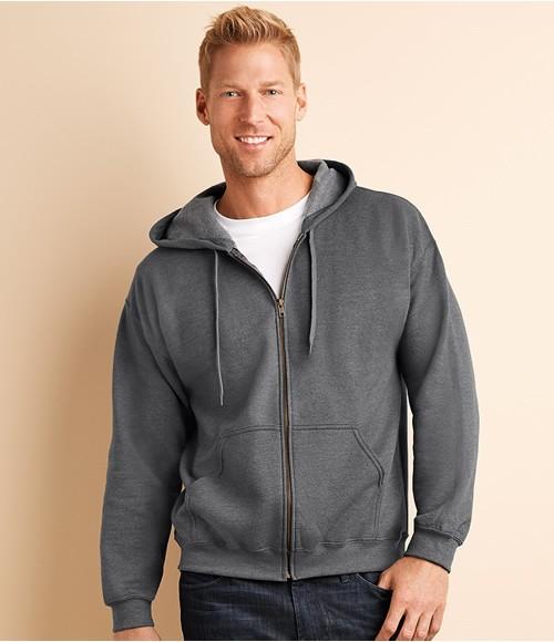 Gildan Heavy Blend  Vintage Zip Hooded Sweatshirt