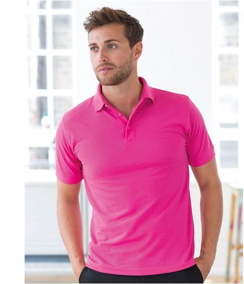 Henbury Heavy Pique Polo Shirt