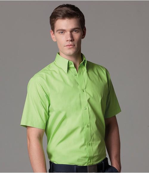 K100 Kustom Kit Short Sleeve Classic Fit Workforce Shirt