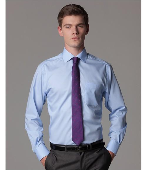 Kustom Kit Long Sleeve Premium Non-Iron Corporate Shirt