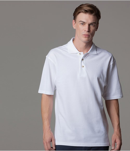 Kustom Kit Augusta Cotton Pique Polo Shirt