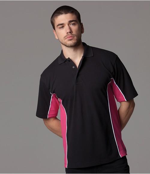 K475 Gamegear Track Poly/Cotton Piqué Polo Shirt