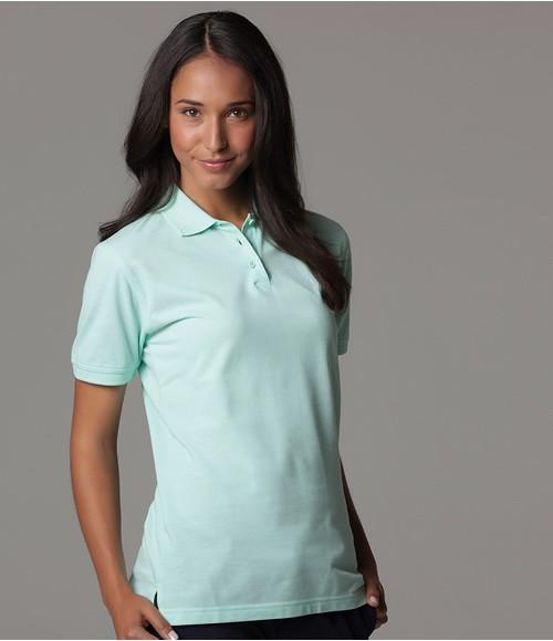 K703 Kustom Kit Ladies Klassic Poly/Cotton Pique Polo Shirt