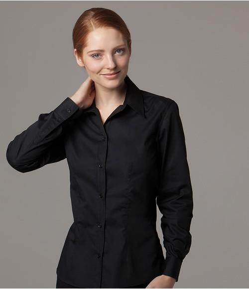 Kustom Kit Bargear  Ladies Long Sleeve Shirt