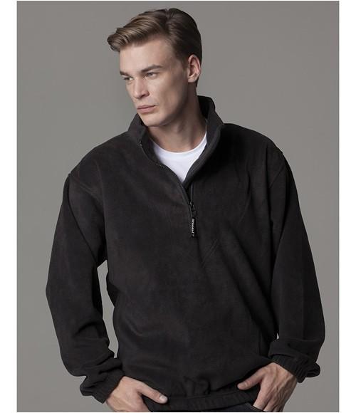 Kustom Kit Zip Neck Antarctec  Fleece