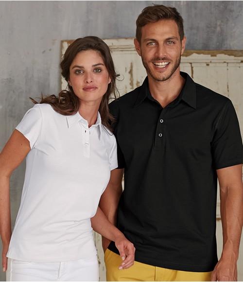 Kariban Cotton Jersey Polo Shirt