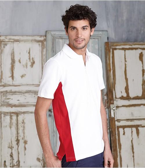 Kariban Flag Pique Polo Shirt