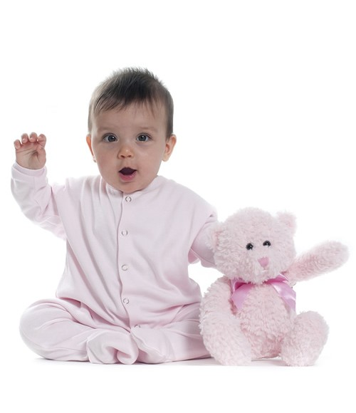 Larkwood Baby Sleepsuit