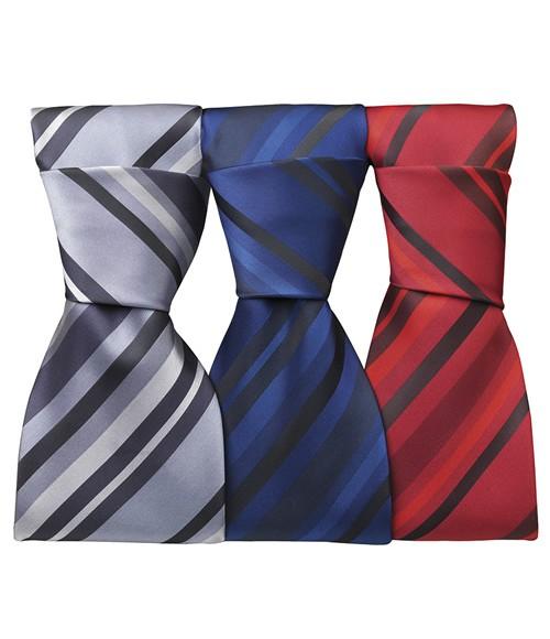 PR760 Premier Multi Stripe Tie
