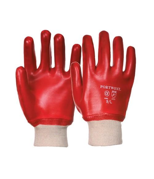 Portwest PVC Knitwrist Gloves