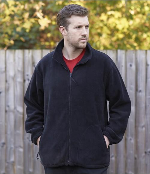 Argyll Heavy Fleece Jacket