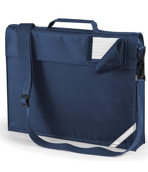 Quadra Book Bag with Strap