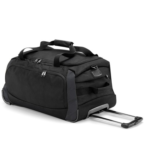 Quadra Tungsten  Wheelie Travel Bag