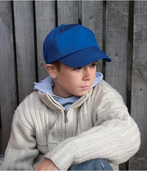 RC005B Result Kids Cotton Cap