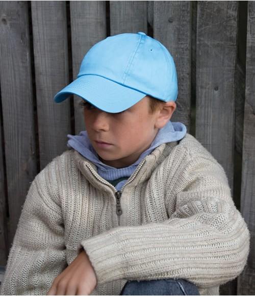 Result Kids Low Profile Cotton Cap