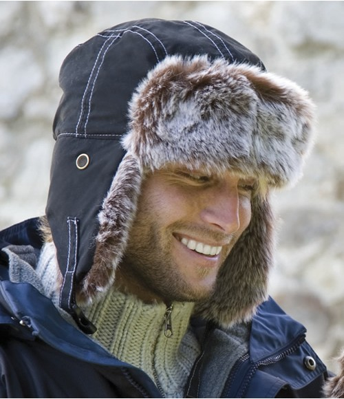 RC056 Result Classic Sherpa Hat
