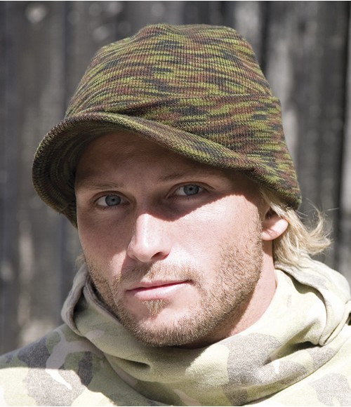Result Esco Army Knitted Hat