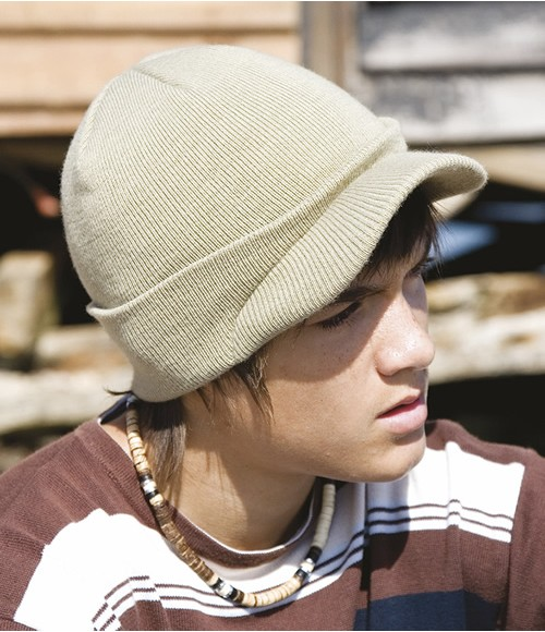 RC060B Result Youth Esco Army Knitted Hat