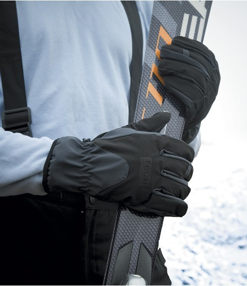 RS134 Result TECH Performance Sport Gloves