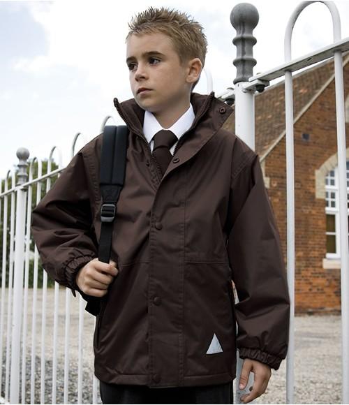 Result Kids/ Youths Stormdri 4000 Reversible Waterproof Jacket