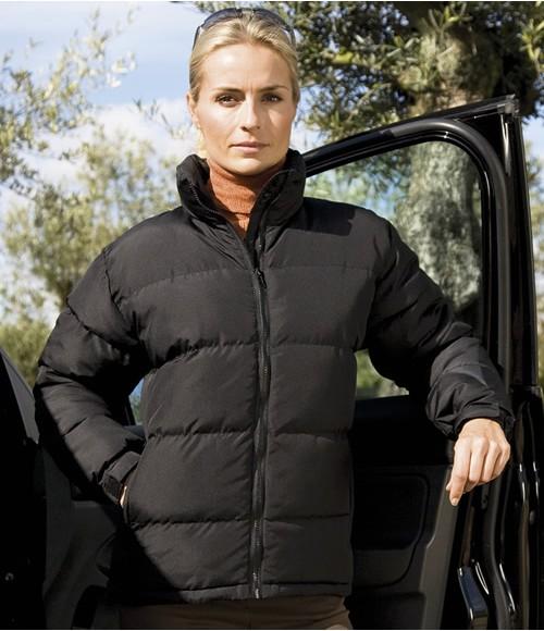 RS181F Result Urban Ladies Holkham Down Feel Jacket