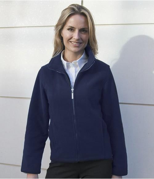 Result Ladies Semi Micro Fleece Jacket