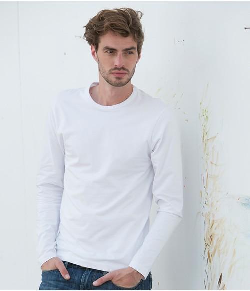 Skinnifitmen Modern Stretch Long Sleeve T-Shirt