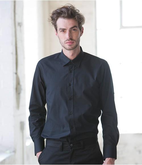 Skinnifitmen Roll Sleeve Shirt