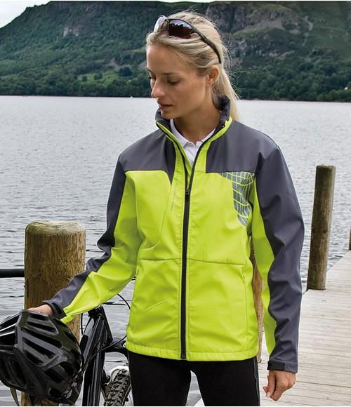 Spiro Ladies Team Soft Shell Jacket