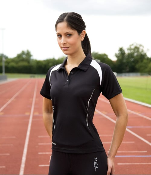 Spiro Ladies Team Spirit Polo Shirt