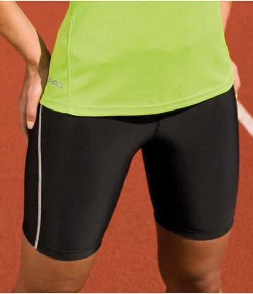 Spiro Ladies Bodyfit Base Layer Shorts