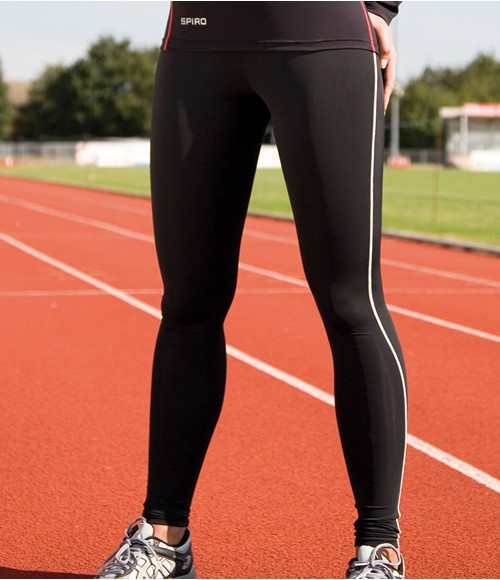 Spiro Ladies Bodyfit Base Layer Leggings