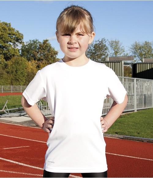 Spiro Kids Performance T-Shirt