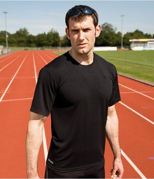 Spiro Performance Short Sleeve T-Shirt