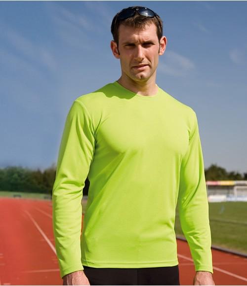 Spiro Performance Long Sleeve T-Shirt