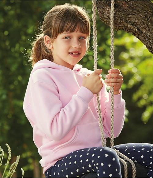Fruit Loom Kids Premium Hooded Sweatshirt