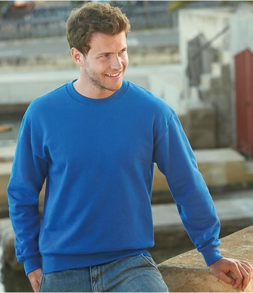 Fruit Loom Premium Drop Shoulder Sweatshirt