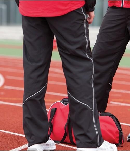 Tombo Teamsport Zipped Leg Super Light Training Pants
