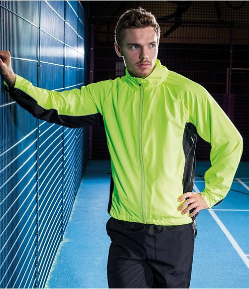 Tombo Teamsport High Vision Training Jacket