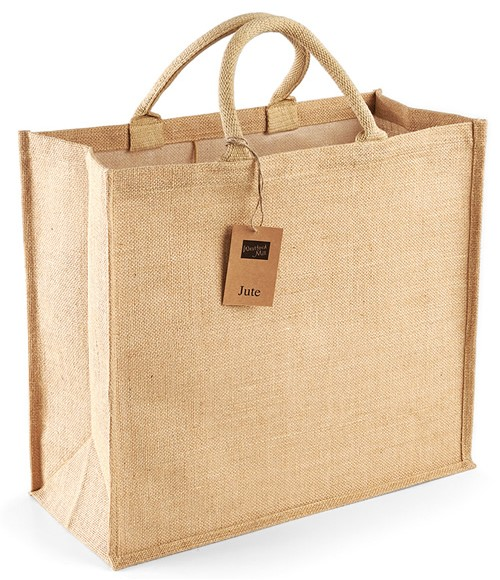 Weston Mill Jumbo Jute Shopper