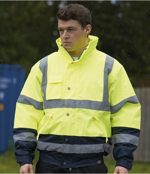 Dickies High Vis Two-Tone Pilot Jacket