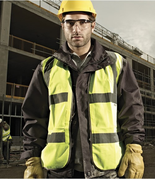 Dickies High Visibility Waistcoat