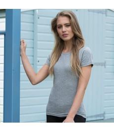 AWDis Girlie Slub T-Shirt-2