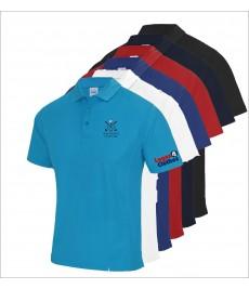 Golf Society -Breathable Polo Shirts