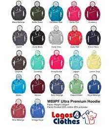 W89PF Premium Hoodie