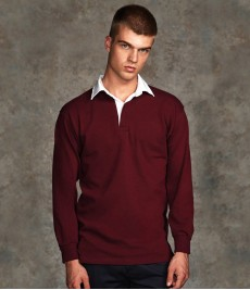 FR100 Front Row Classic Rugby Shirt