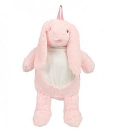 MM604 Mumbles Zippy Rabbit Backpack