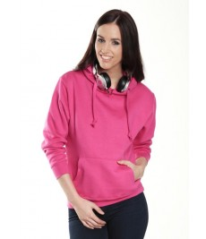 Personalised Urban Hoodie with Ipod and Phone Pocket